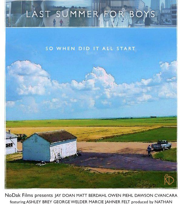 Last Summer For Boys